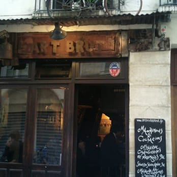 L'Art Brut Bistrot - Paris, France