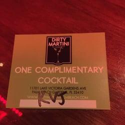 Dirty Martini 11 Foton Lounger Palm Beach Gardens Fl Usa Recensioner Meny Yelp