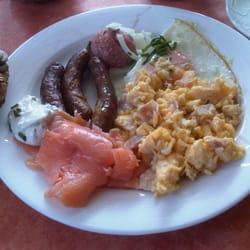 Impressionen vom sehr guten Frühstück…