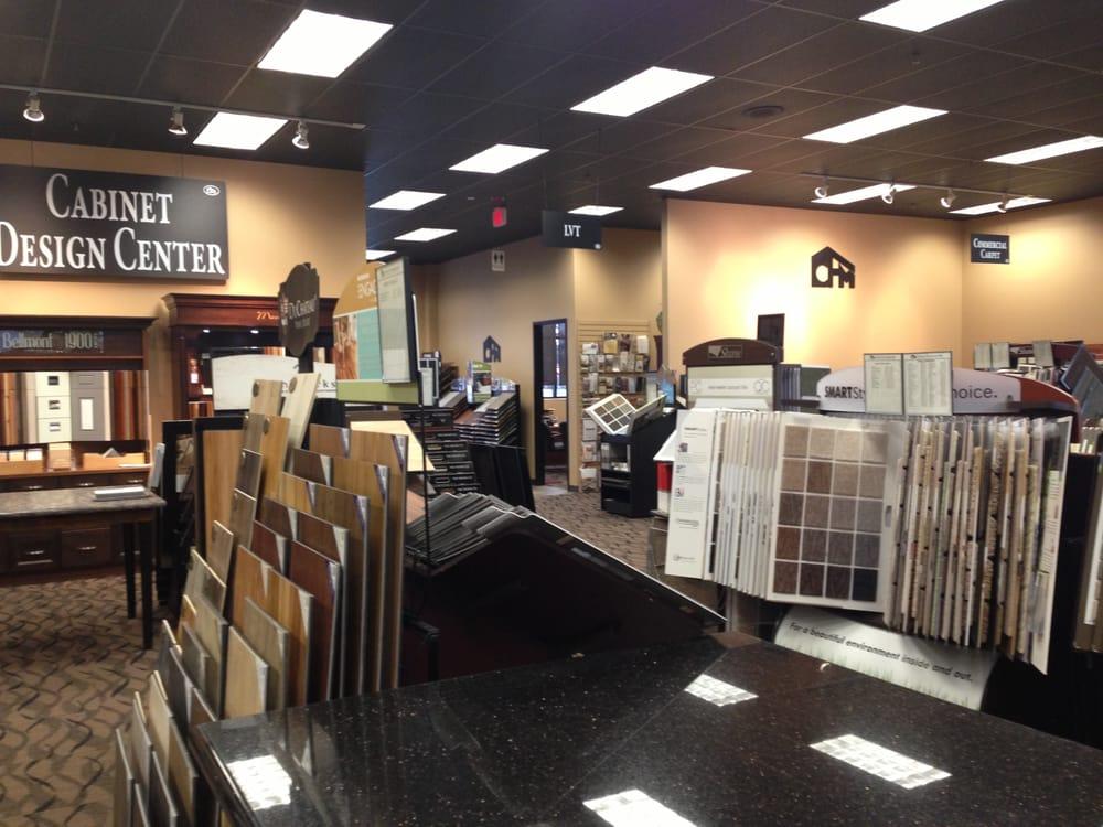 Carpet and lvt luxury vinyl tile flooring displays at for Furniture vancouver wa