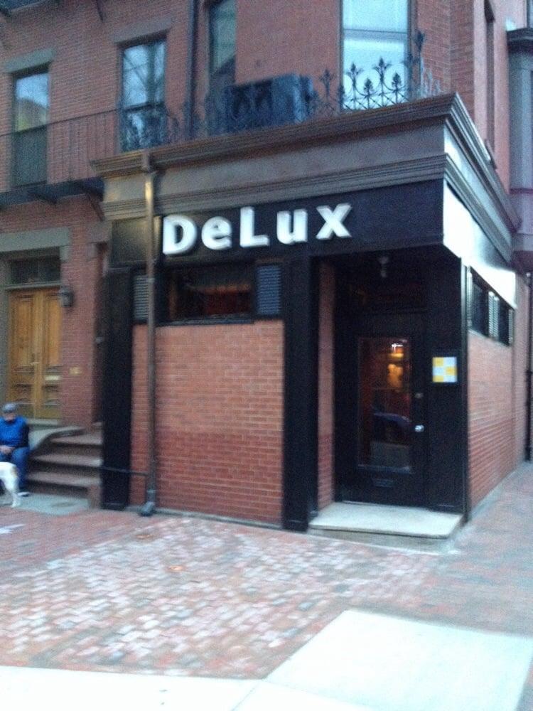 Delux Cafe Boston Ma