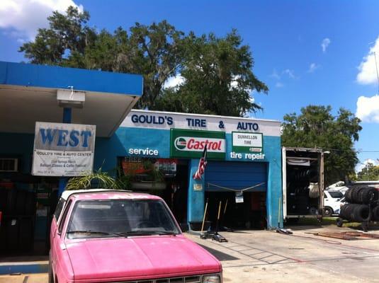 Cooper/Gould's Tire & Auto Center - Tires - Dunnellon, FL ...