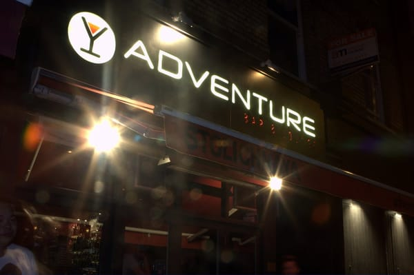 Adventure Bar & Lounge Exterior