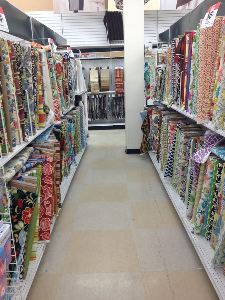 Jo ann fabric and craft stores fabric haberdashery for Fabric sellers