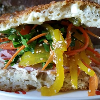 ... sandwich fried egg sandwich porchetta sandwich the balmy sandwich