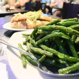 String Beans with Minced Meat $8.75