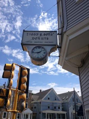 Ziggy's Donuts, Salem, MA