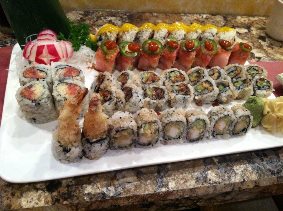 Best Sushi In Jacksonville Beach