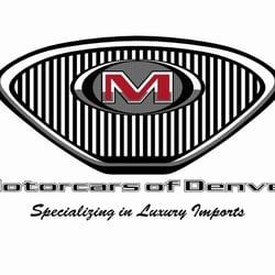 Motorcars Of Denver logo