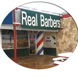 Barbers Corral logo