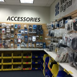 Infotech Systems - Accessories & Cables section - Federal Way, WA, Vereinigte Staaten