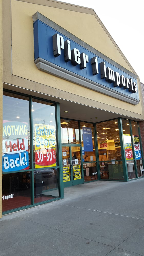 Pier 1 imports 13 photos furniture shops 5719 for Asian furniture emeryville ca