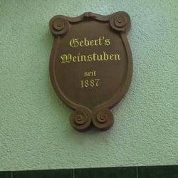 Gebert's Weinstuben, Mainz, Rheinland-Pfalz, Germany