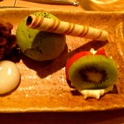 Arashiyama-An. Possibly the best dessert…