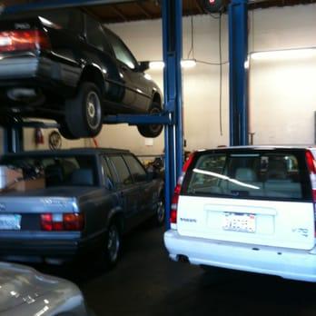 Independent Volvo Service 11 Photos Garages Walnut