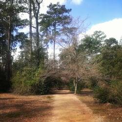 Mercer Arboretum And Botanic Gardens Humble Tx United States Arboretum Walking Trail