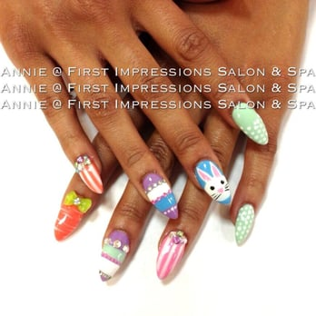 First impression salon spa 94 photos nail salons for 1st impressions salon