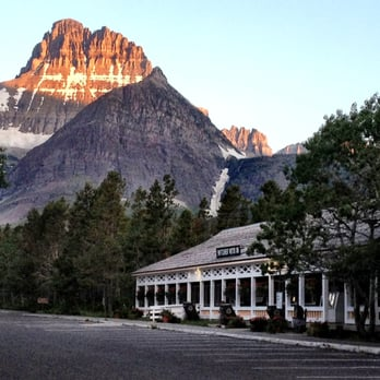 Swiftcurrent Motor Inn Campgrounds Swiftcurrent Mt Yelp
