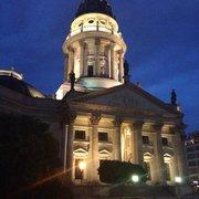 Schöner Ausblick vom Hilton auf den Dom!