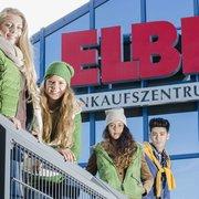 Modenschau im Elbe-Einkaufszentrum