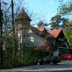 Gasthaus Waldfrieden, Linkenheim-Hochstetten, Baden-Württemberg