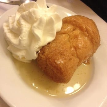 Bouillon Chartier - Paris, France. Baba au rhum