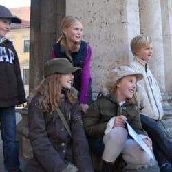 Stadtführungen für Kinder, München, Bayern