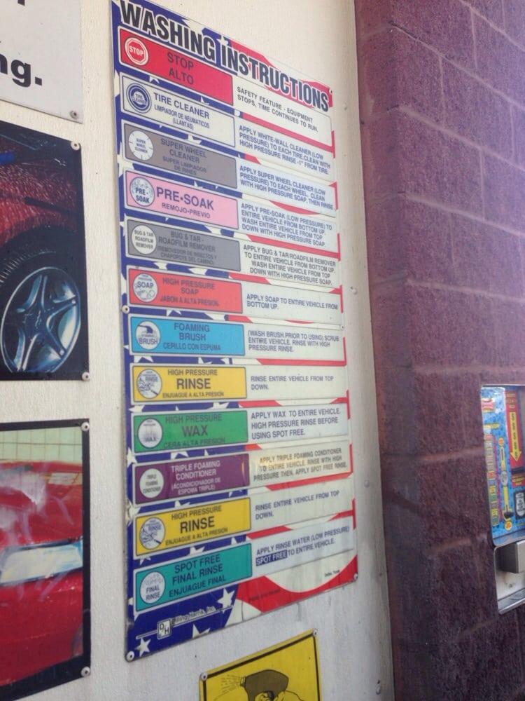 Self Service Car Wash Nashville