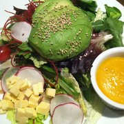 Dao Palate - Avocado salad with tofu cheese. - Brooklyn, NY, Vereinigte Staaten