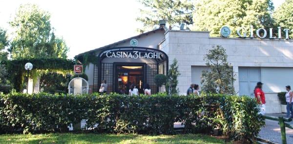 Casina 3 Laghi Free wi-fi in Rome