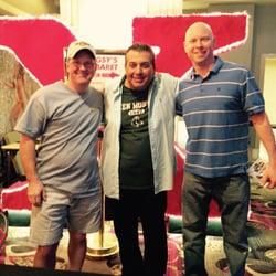 Vinnie Favorito at Las Vegas, NV