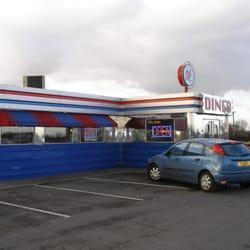 Ok Diner, Newark, Nottinghamshire