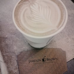 Jameson Brown Coffee Roasters logo