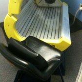leg tanning machine