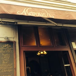 maroush from the outside