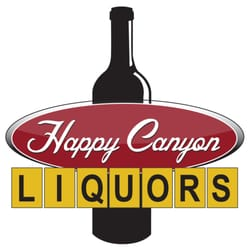 Happy Canyon Liquors logo