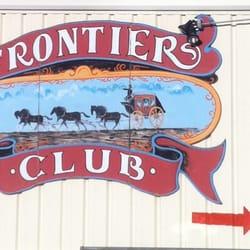 Frontier Club logo