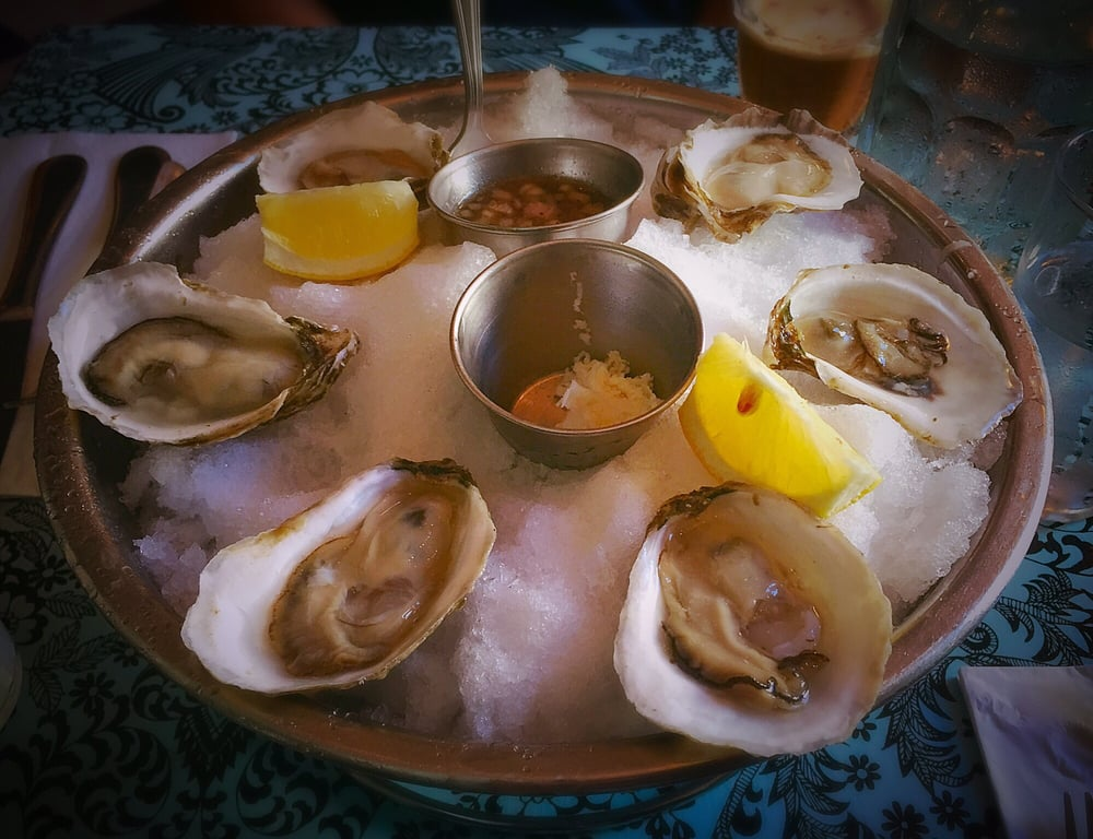Oysters a Simple Food with a Complicated History  Food