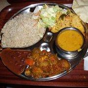 Govinda's Restaurant, London