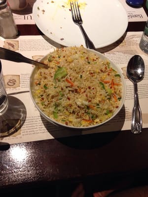 Inchin 39 S Critique Special Burnt Garlic Fried Rice Yelp