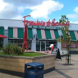 Frankie & Benny's UK, Ellesmere Port, Cheshire West and Chester