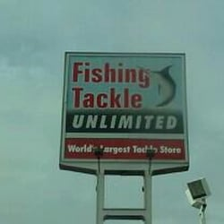 fishing tackle unlimited fishing south belt ellington