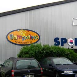 Trampolino, Düsseldorf, Nordrhein-Westfalen
