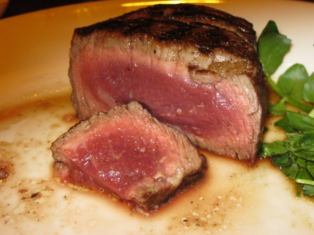 Morton (IL) United States  City pictures : Morton's The Steakhouse Rosemont, IL, United States. filet mignon ...