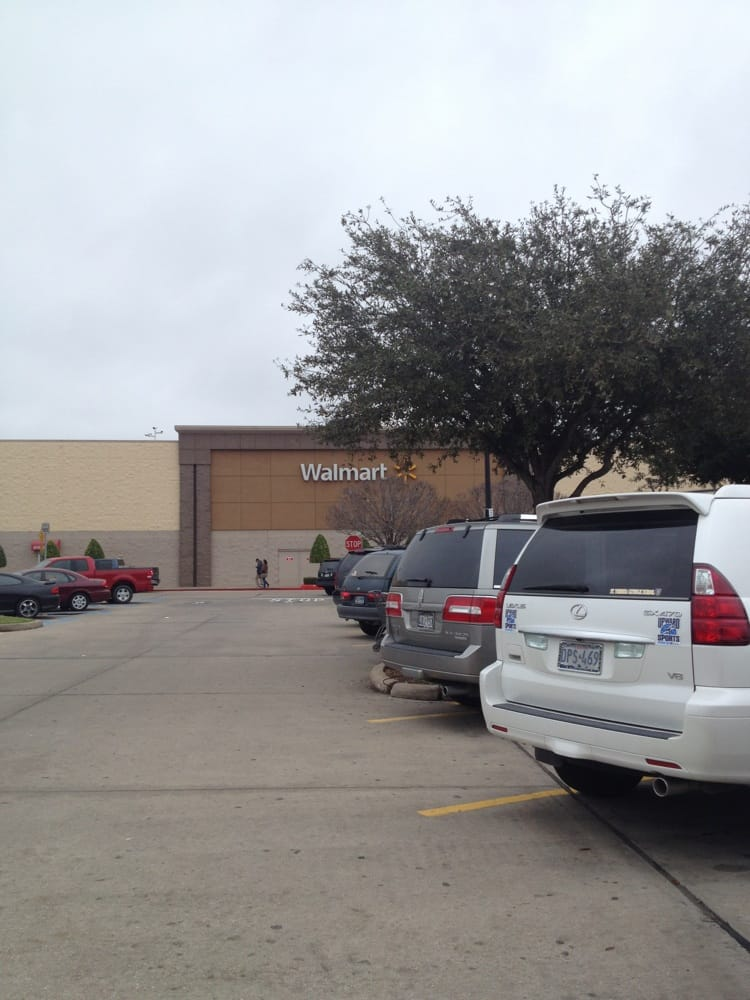 Sugar Land (TX) United States  City new picture : Walmart Supercenter Sugar Land, TX, United States. Outside