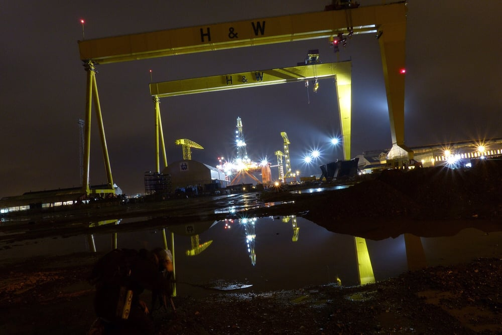 Harland and Wolff Heavy Industries Ltd - Builders ...