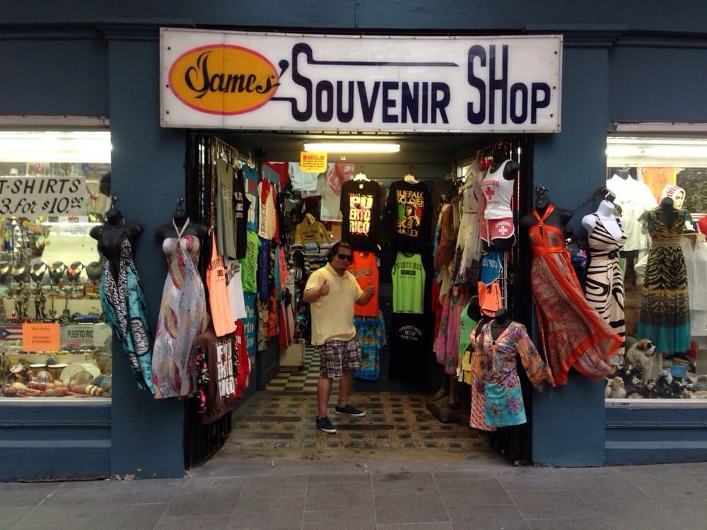 james souvenirs shop - cards  u0026 stationery