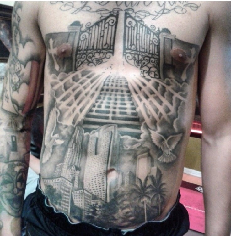 Royal flush tattoo tattoo los angeles ca yelp for Best tattoo removal los angeles