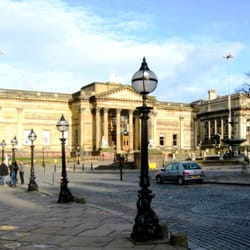 Walker Art Gallery, Liverpool, Merseyside