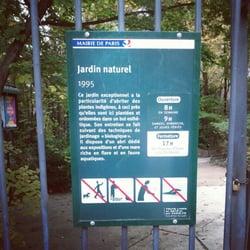 Le jardin naturel jardin botanique paris yelp for Le jardin naturel